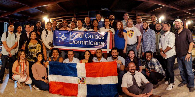 "Celebran primer meet-up de ""Local Guides Dominicana"""