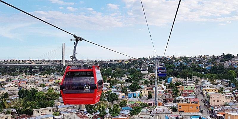 El teleférico: un medio de transporte con potencial turístico